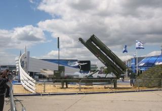 Зенитная управляемая ракета BARAK