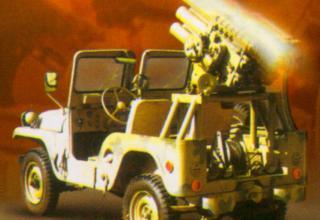 Боевая машина HASEB (Иран)