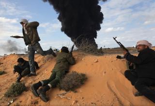 Ракетная техника в нынешнем военном конфликте в Ливии (Часть I)