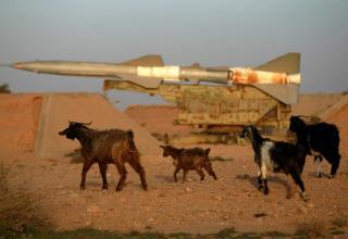 Зенитный ракетный комплекс С-75