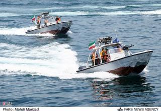 Патрульные катера Иранского Революционного Гвардейского Корпуса ВМС (ВМФ). Установки (11 труб, РС 107 мм)