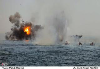 Массовое поражение, выполненное формированием патрульных кораблей