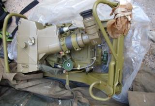 Система стрельбы и управления противотанковой ракетой ПТРК 9К111