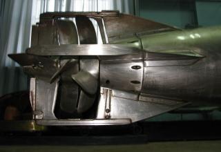 Элемент конструкции макета торпеды 45-36 АН. ©С.В. Гуров (г.Тула)