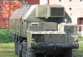 Машина обеспечения боевого дежурства стратегического ракетного комплекса