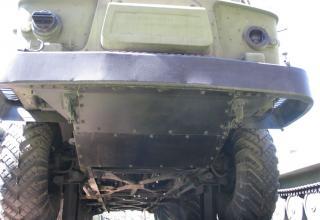 Транспортно-заряжающая машина 9Т452 РСЗО