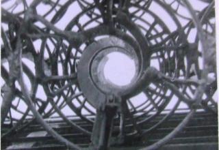 Фотографии из Заключения по войсковым испытаниям боевых машин БМ-8-СН и повторным войсковым испытаниям боевых машин БМ-13-СН, проведенных в период с 10.05 по 10.06.1946 года (БМ-8-СН)