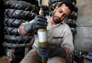 http://www.theatlantic.com/infocus/2011/06/diy-weapons-of-the-libyan-rebels/100086/