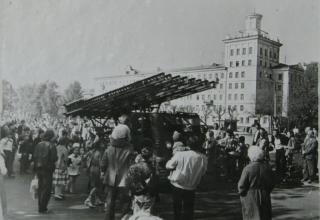 Фото №4. Торжественный проезд