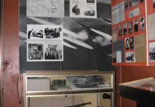 Фото №1. Общий вид экспозиции. ©С.В. Гуров (г.Тула)