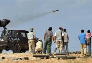 Бой за город Сирт. 30.09.2011 г. AP. http://www.daylife.com/photo/02Pm1ig6ip4V9?__site=daylife&q=Libya