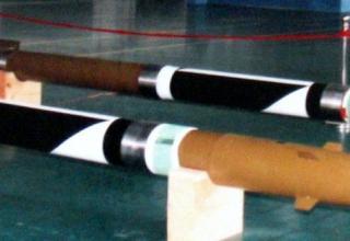 Управляемый реактивный снаряд РСЗО типа WM120 (WM-120) с максимальной дальностью полета 120 км (Китай)