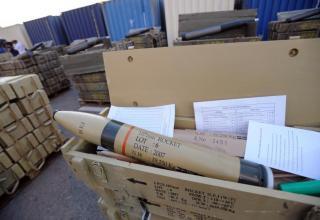 Турбореактивный снаряд калибра 107 мм
