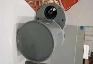 Макет самоприцеливающегося боевого элемента для КГЧ РС РСЗО