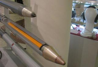 Виды головных частей макетов авиационных ракет