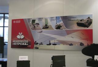 Общий вид части экспозиции ОАО