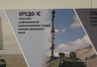 Ракетная техника на выставке, посвященной 300-летию начала оружейного дела в городе Туле