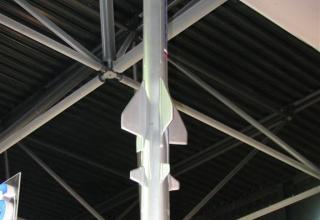 Макет ракеты BRAMOS. ©С.В. Гуров (г.Тула)