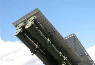 Контейнерный комплекс ракетного оружия