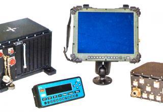 Инерциальная навигационная система ИНС-В на базе волоконно-оптических гироскопов