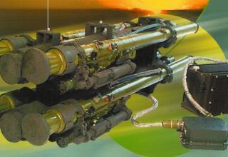 Комплект аппаратуры управления и пусковых модулей