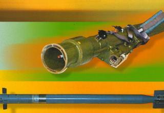 Боевые средства. Ракета типа