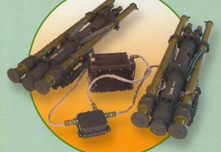 Состав комплекта аппаратуры управления и пусковых модулей