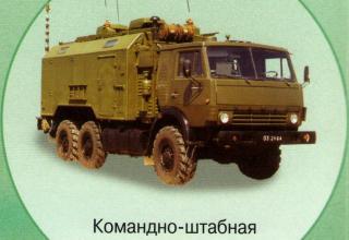 Командно-штабная машина