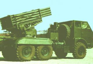 Румынская боевая машина серии APRA