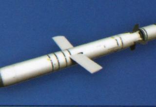 Вид ракеты 3М-14ТЭ