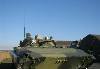 Боевая машина пехоты ©С.В. Гуров (г.Тула)