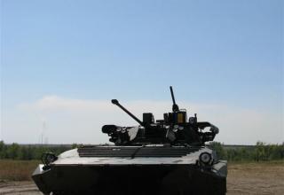 Боевая машина пехоты. ©С.В. Гуров (г.Тула)