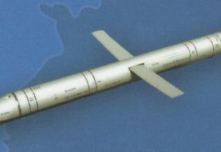 Вид ракеты 3М-54КЭ
