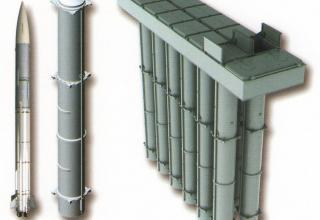 """Корабельный многоканальный зенитный ракетный комплекс средней дальности """"Штиль-1"""""""