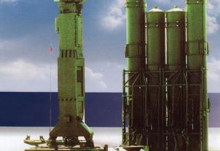 """Мобильная универсальная зенитная ракетная система """"АНТЕЙ-2500"""""""