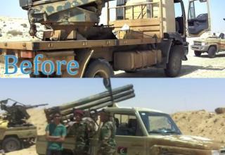 http://www.reposter.net/2011/06/libyan-rebels-diy-war-hardware/