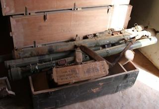 ПЗРК SA7, найденные MAG в Бенгази [Фото: MAG Libya]. http://www.maginternational.org