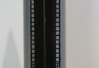Внутренняя компоновка макета головной части неуправляемого реактивного снаряда 9М522 для РСЗО