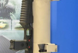 Элемент конструкции макета пускового устройства к огнемету