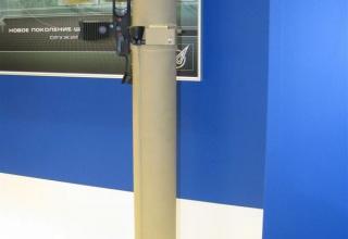 Макет пускового устройства для реактивного выстрела огнемета
