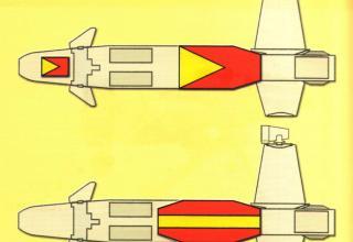 Управляемые ракеты с тандемной кумулятивной и термобарической головной частью