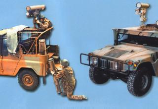 Модульное исполнение пусковой установки