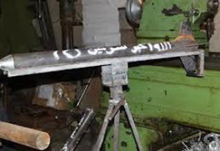 Сирийская самодельная ракетная установка. 19.11.2012 г. http://www.petercliffordonline.com/syria