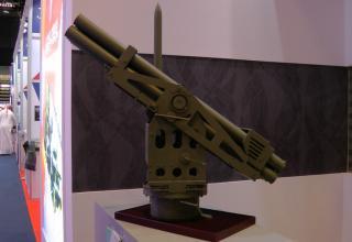 """Макет установки TAKA - 2 GRL01 для пуска РС калибра 122 мм (Судан). ©И.В. Кузнецов (ОАО """"НПО """"СПЛАВ"""" г.Тула)"""