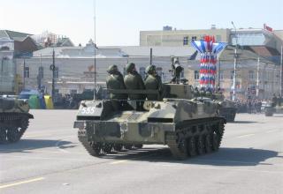 Второе поколение боевых машин пехоты с ПТРК, находящихся на вооружении воздушно-десантных войск. ©С.В. Гуров (г.Тула)