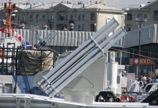 Пусковая установка комплекса