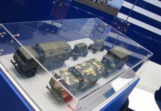 Модели БРЛС-Мыс-М13. ©С.В.Гуров (Россия, г.Тула)
