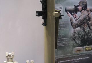 Образцы вооружения ОАО