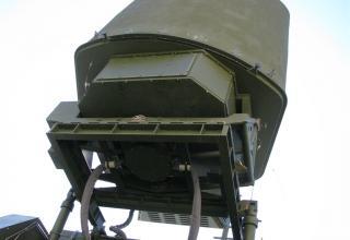 Самоходный командный пункт управления и связи из состава берегового ракетного комплекса