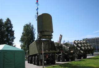 Составляющие берегового ракетного комплекса